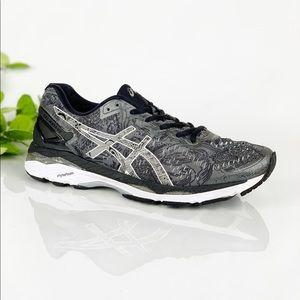 Asics Men Gel-Kayano 23 Lite Running Shoe Gray